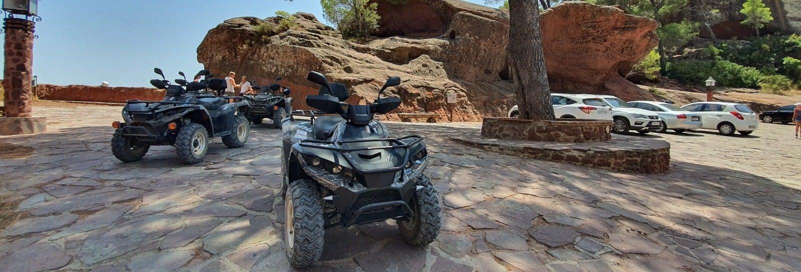 Tour en quad desde Salou