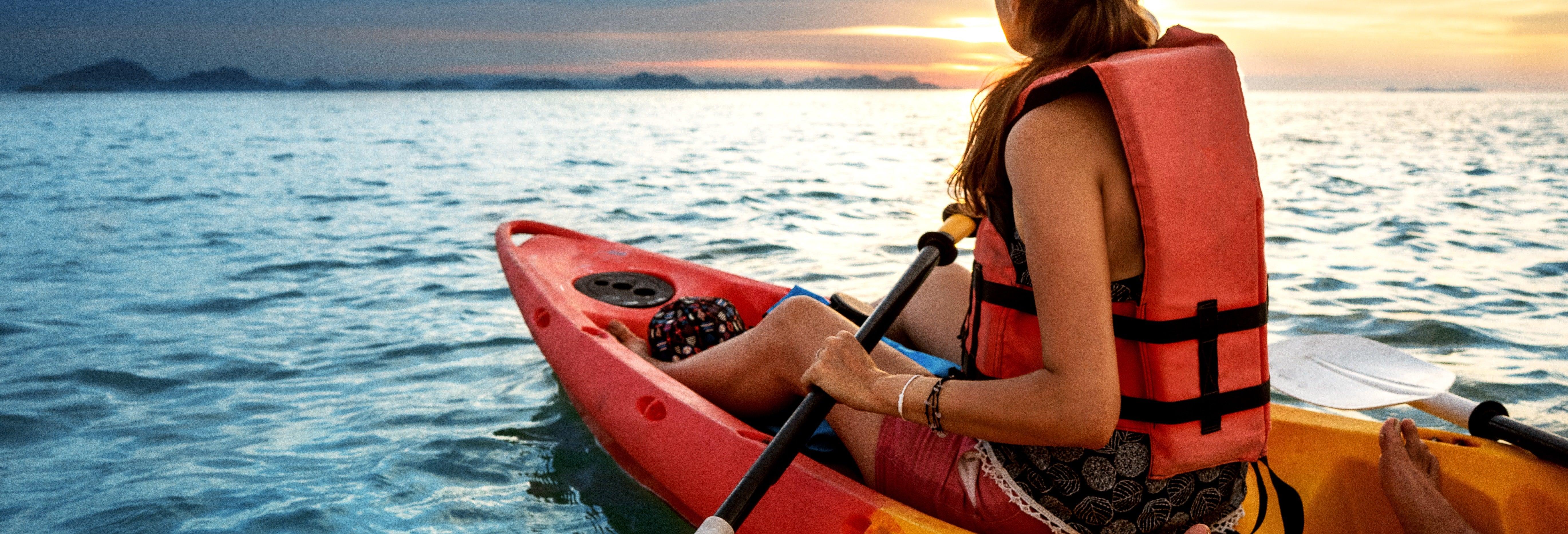 Caiaque e snorkel pela Costa Brava