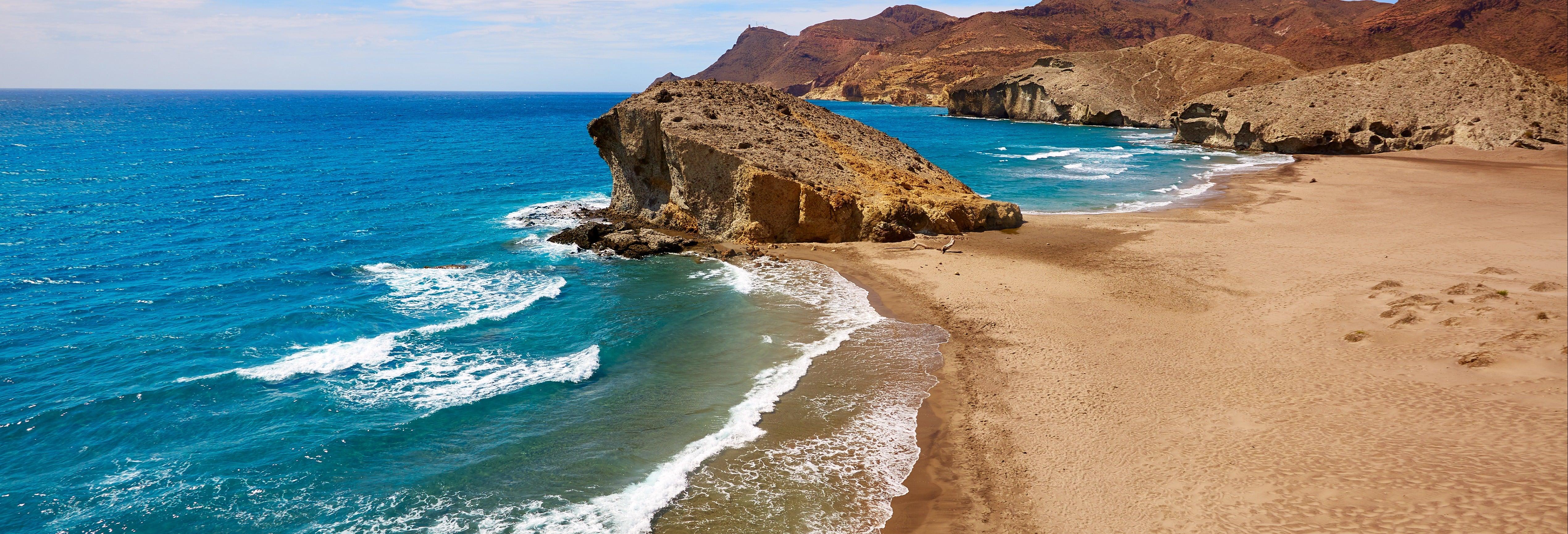 Tour por las playas de Mónsul y los Genoveses en 4x4