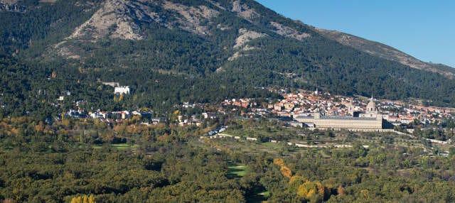 Senderismo por San Lorenzo de El Escorial