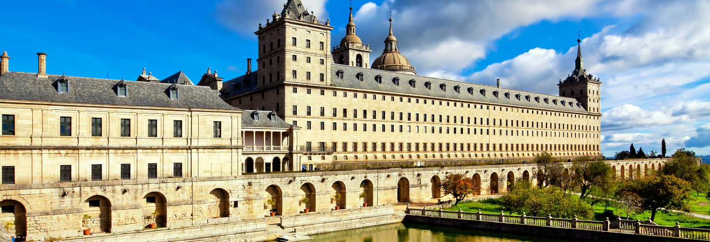 El Escorial Complete Tour