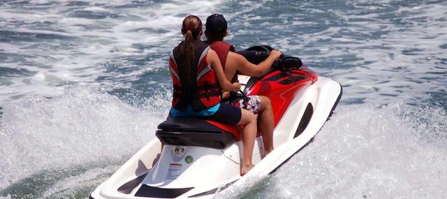 Tour en moto de agua por el sur de Tenerife
