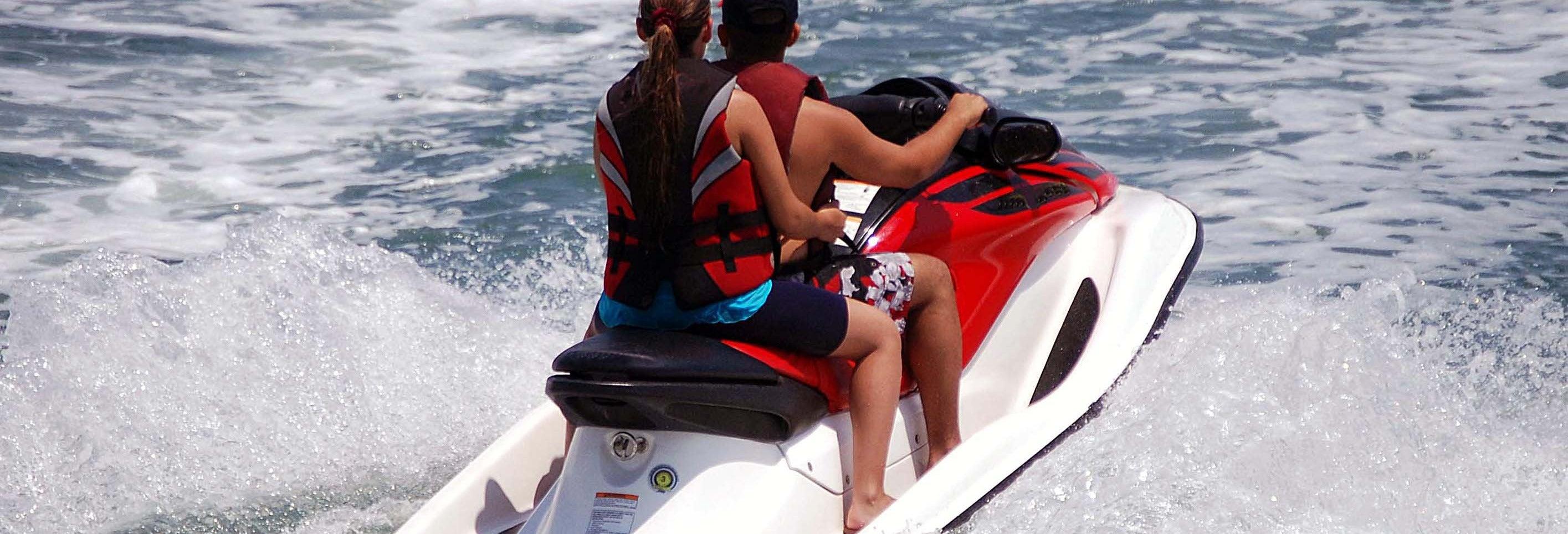 Tour del sud di Tenerife in moto d'acqua