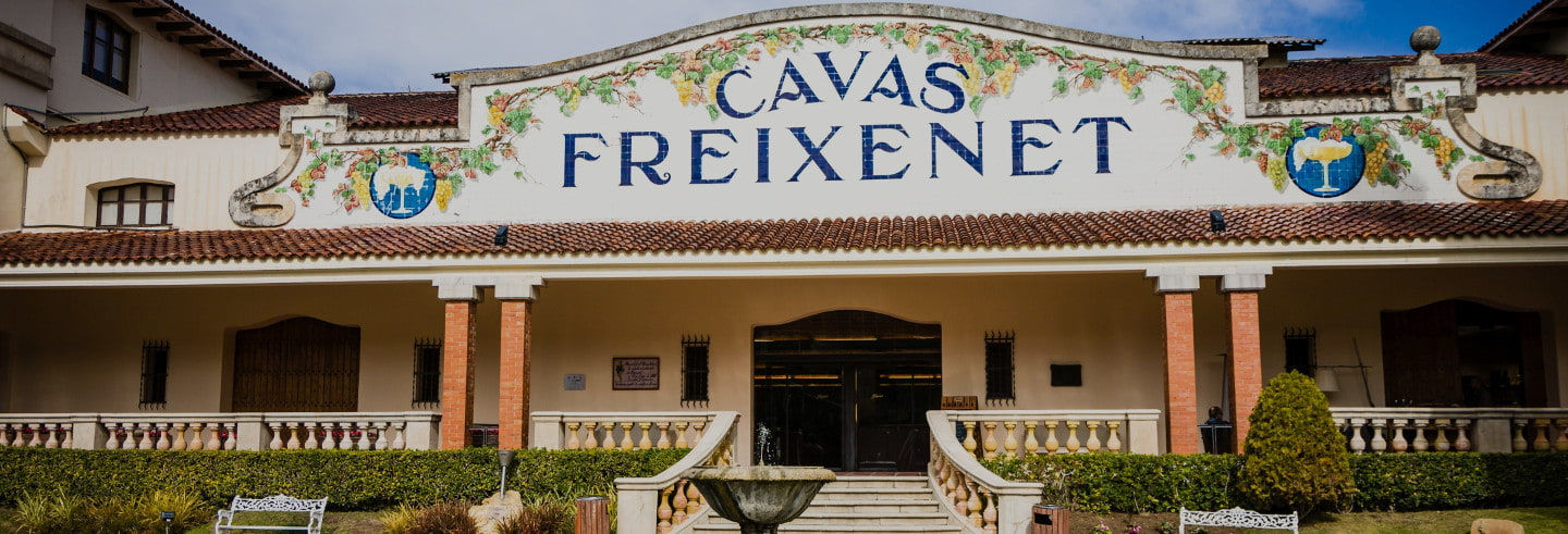 Freixenet Winery Tour