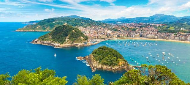 Autobús turístico de San Sebastián