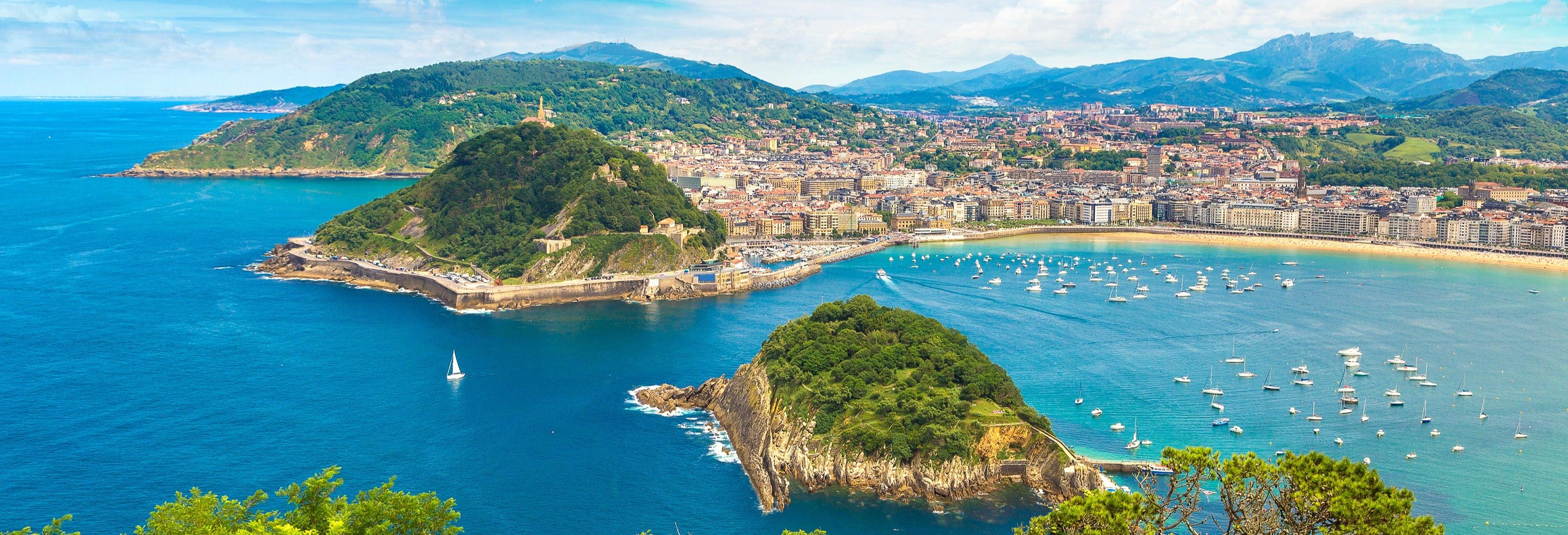 San Sebastian Sightseeing Bus Tour San Sebastián