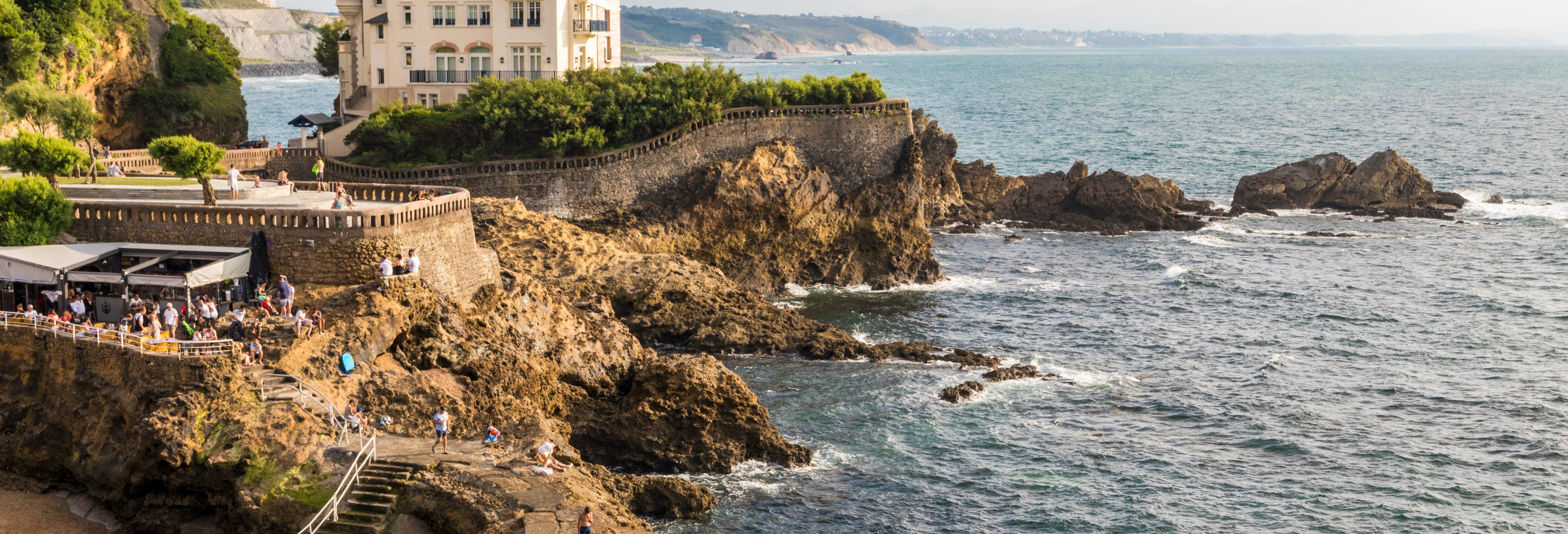 Excursión a Biarritz y la costa francesa