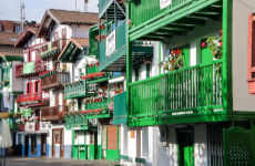 Excursión a Hondarribia, San Juan y San Pedro