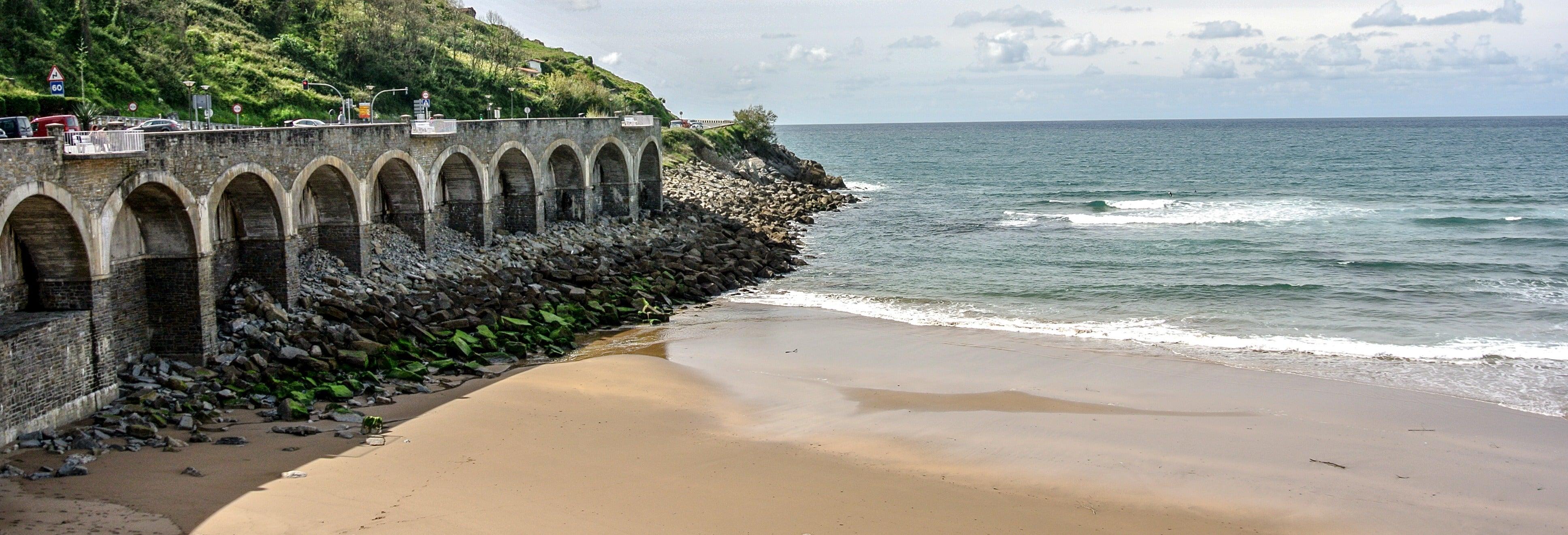 Tour pelos povoados costeiros de Gipuzkoa