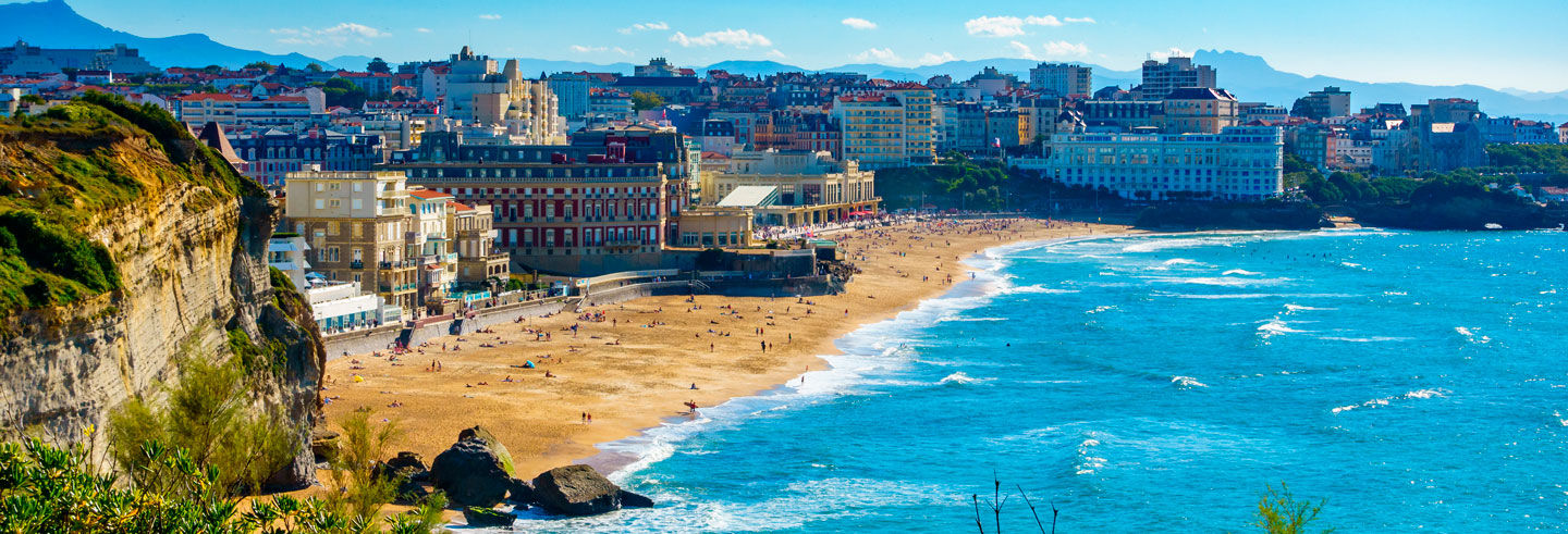 San Sebastián + Biarritz y la costa francesa