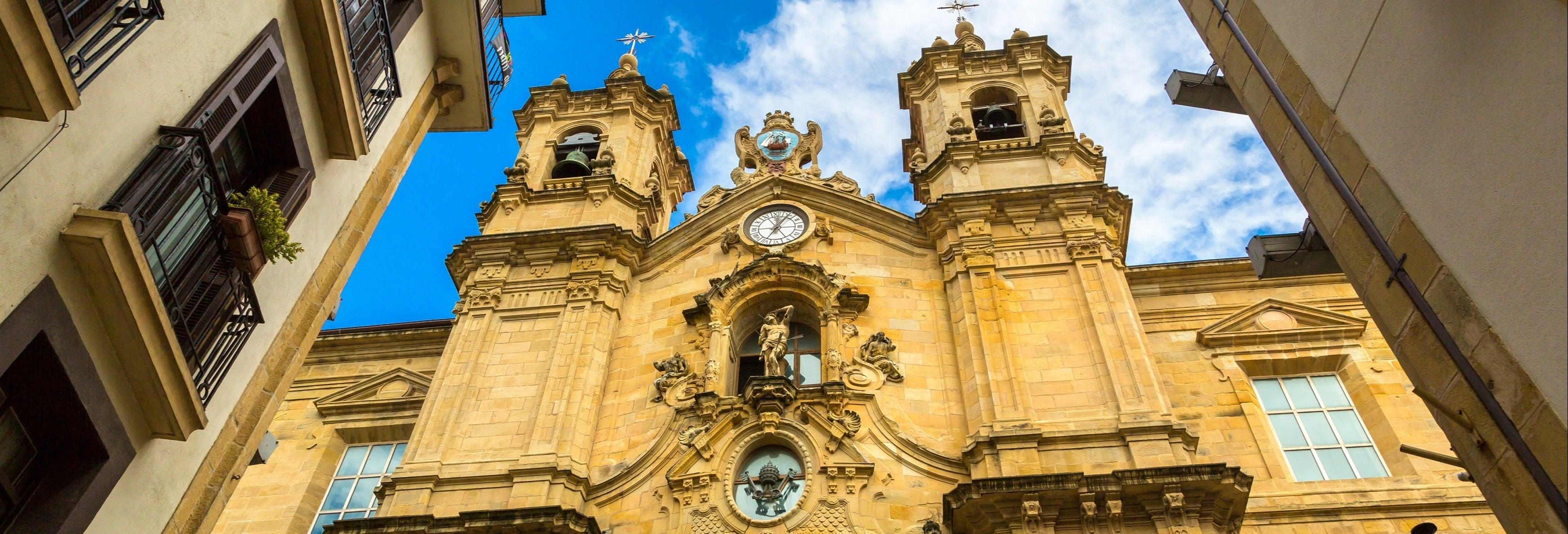 San Sebastian Tourist Train