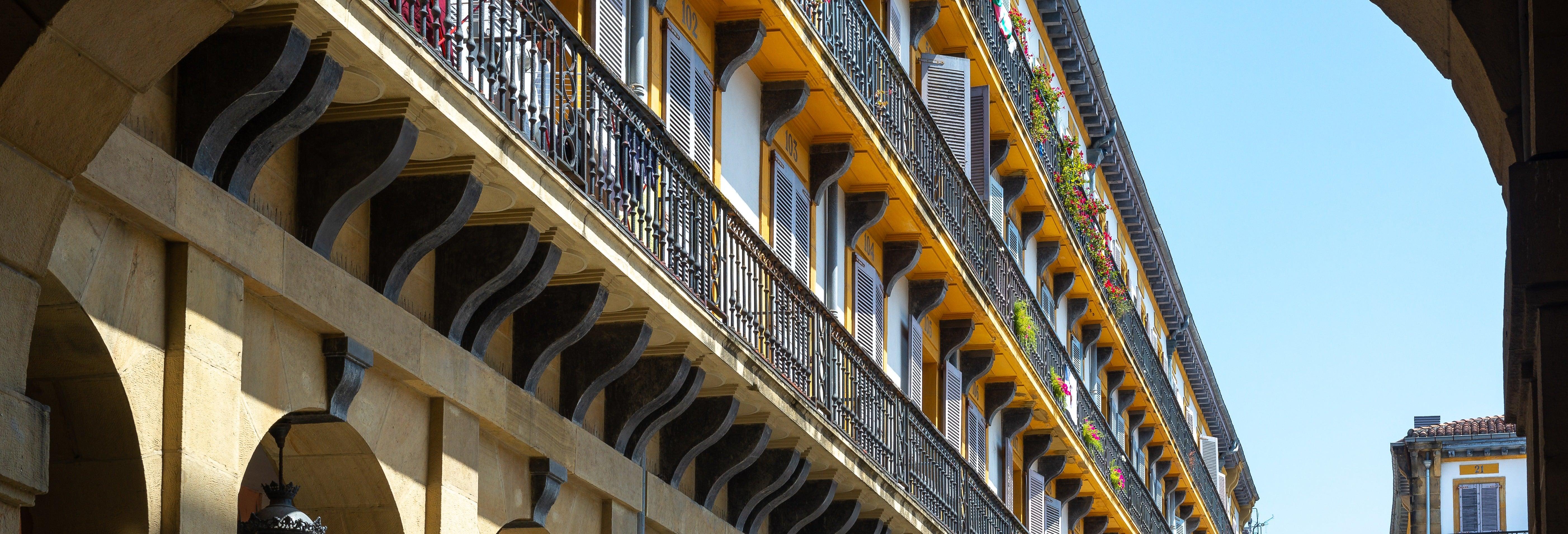 Visita guiada por San Sebastián
