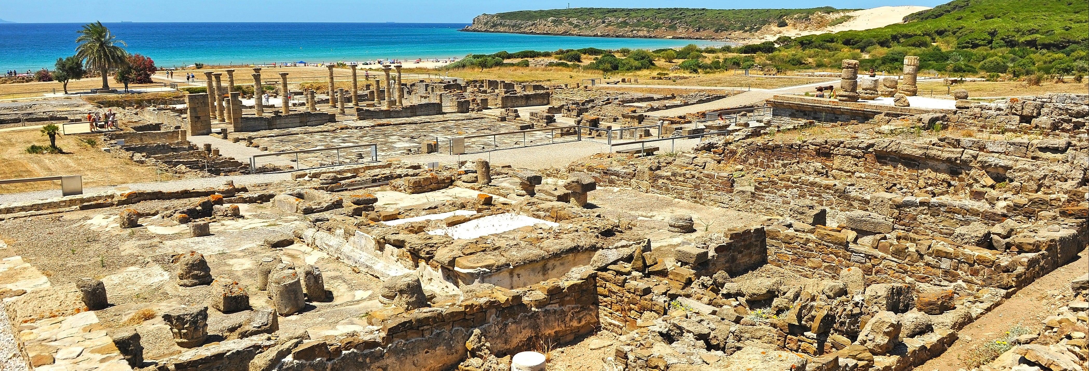 Excursão a Tarifa, Zahara de los Atunes e Baelo Claudia