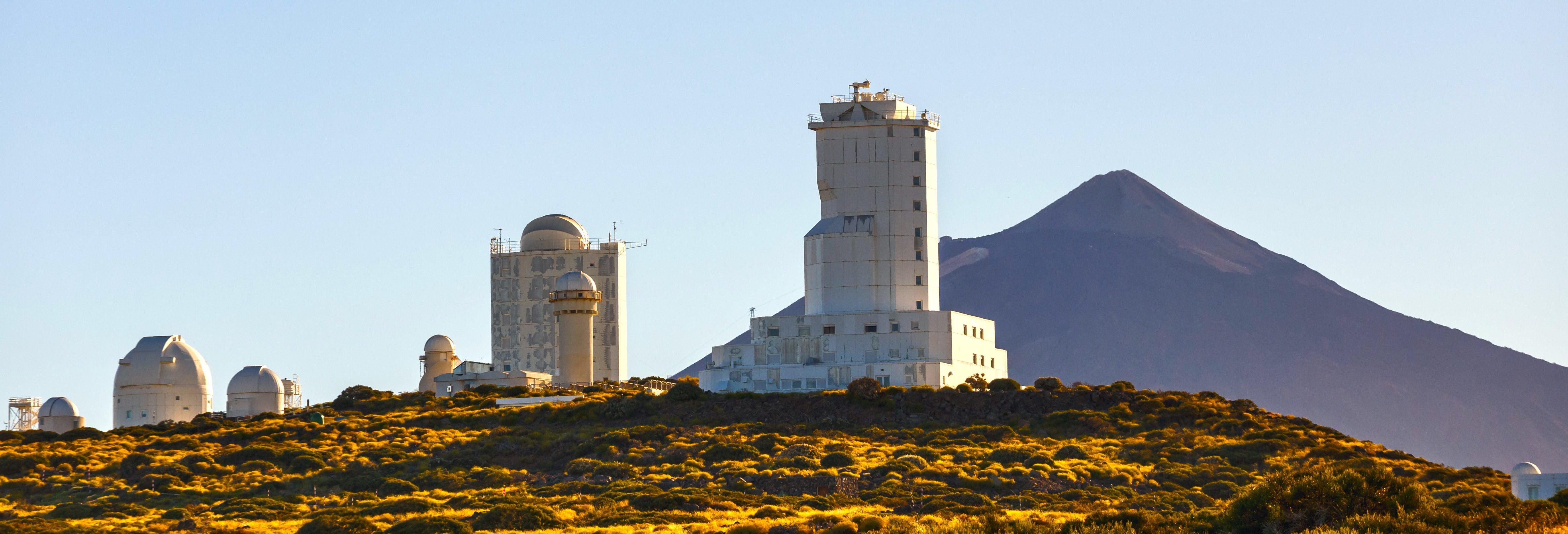 Observatório de Teide, La Orotava e La Laguna