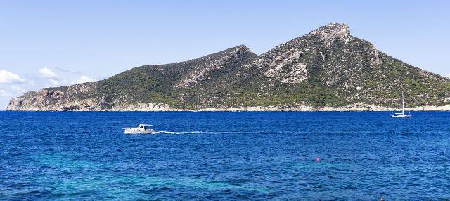 Excursión en barco a la Isla Dragonera