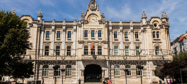 Free tour del incendio de Santander
