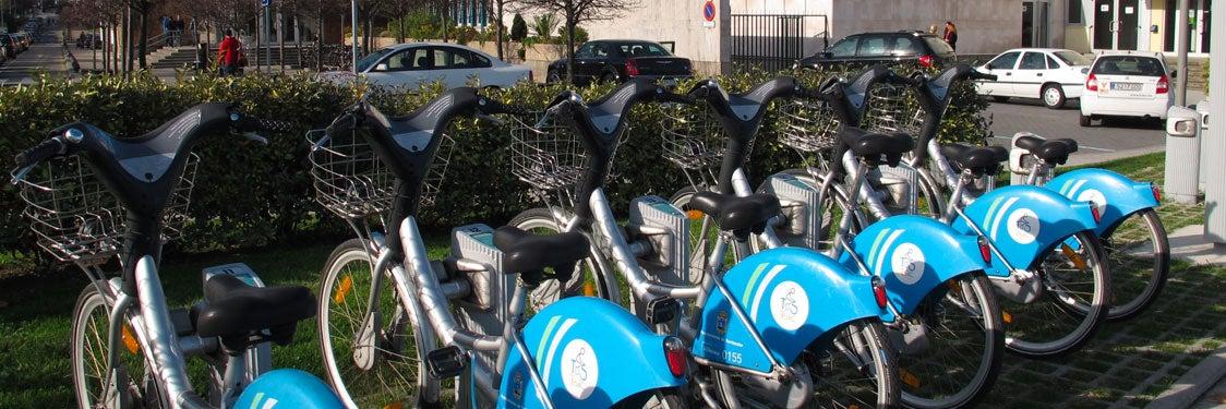 Bicicletas de Santander