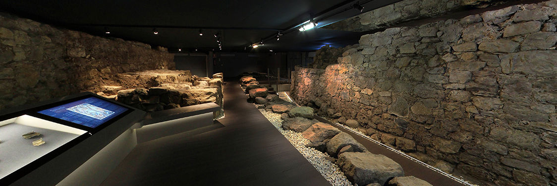 Centro Arqueológico de la Muralla Medieval