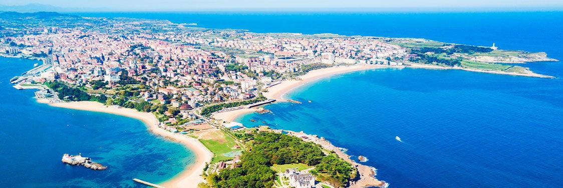 Paseo marítimo de Santander