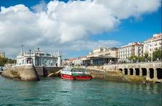 Paseo en barco por la bahía de Santander