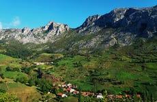 Ruta de peregrinación al Monasterio de Liébana