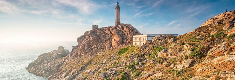 Excursión a Finisterre y Costa da Morte al atardecer