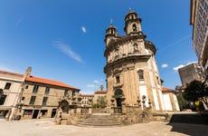 Excursión a Pontevedra y El Grove + Paseo en catamarán