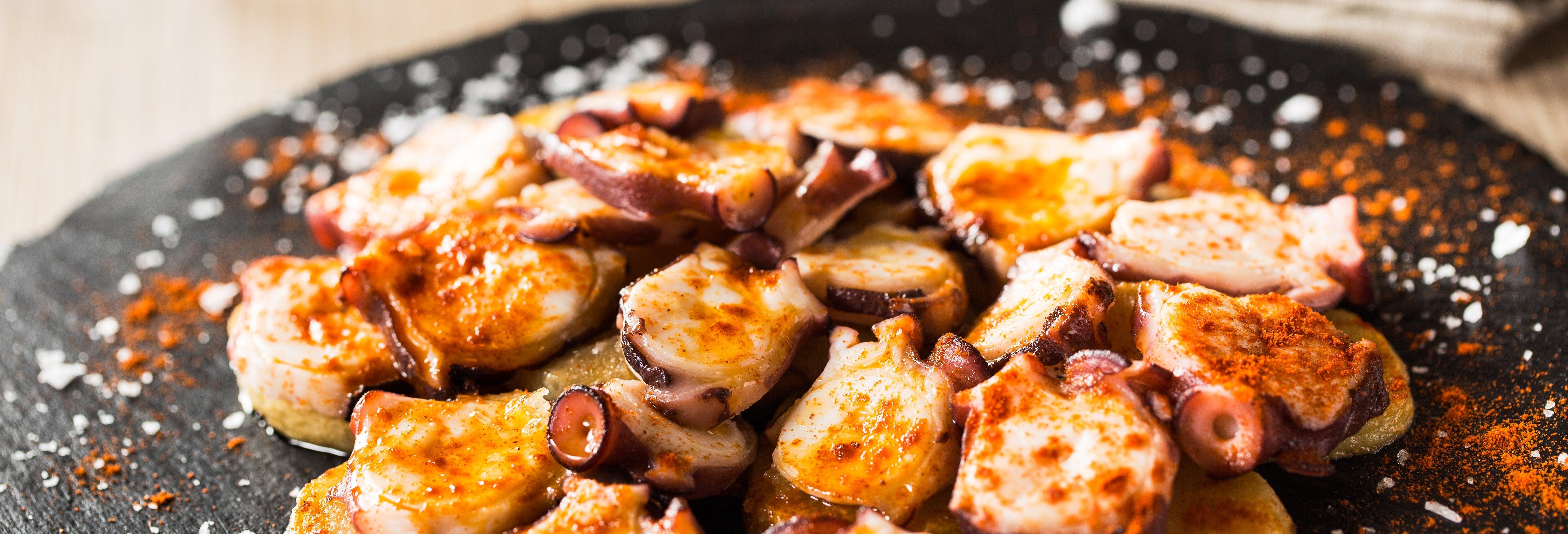 Food Tour of Santiago de Compostela