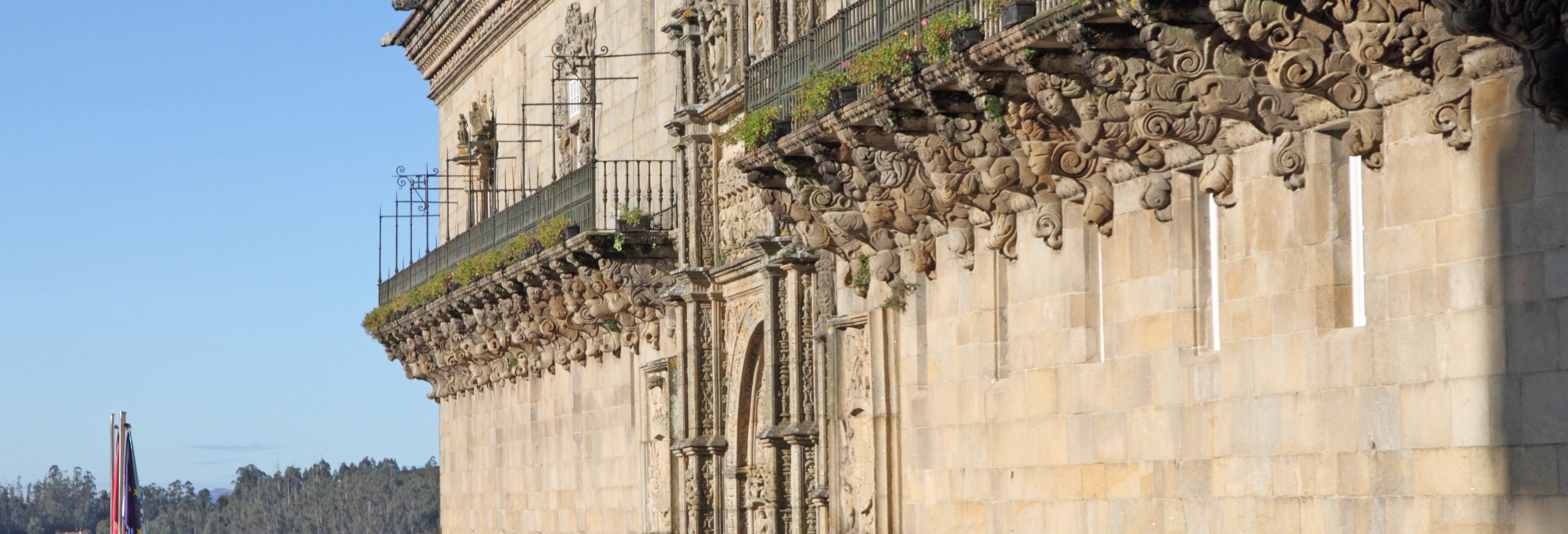 Hostal de Los Reyes Católicos Guided Tour