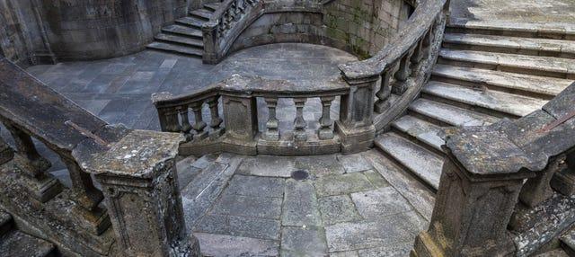 Tour por las iglesias de Santiago de Compostela