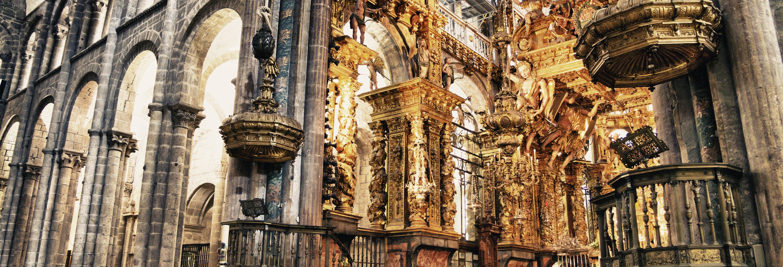 Visita guiada por la Catedral de Santiago y su museo
