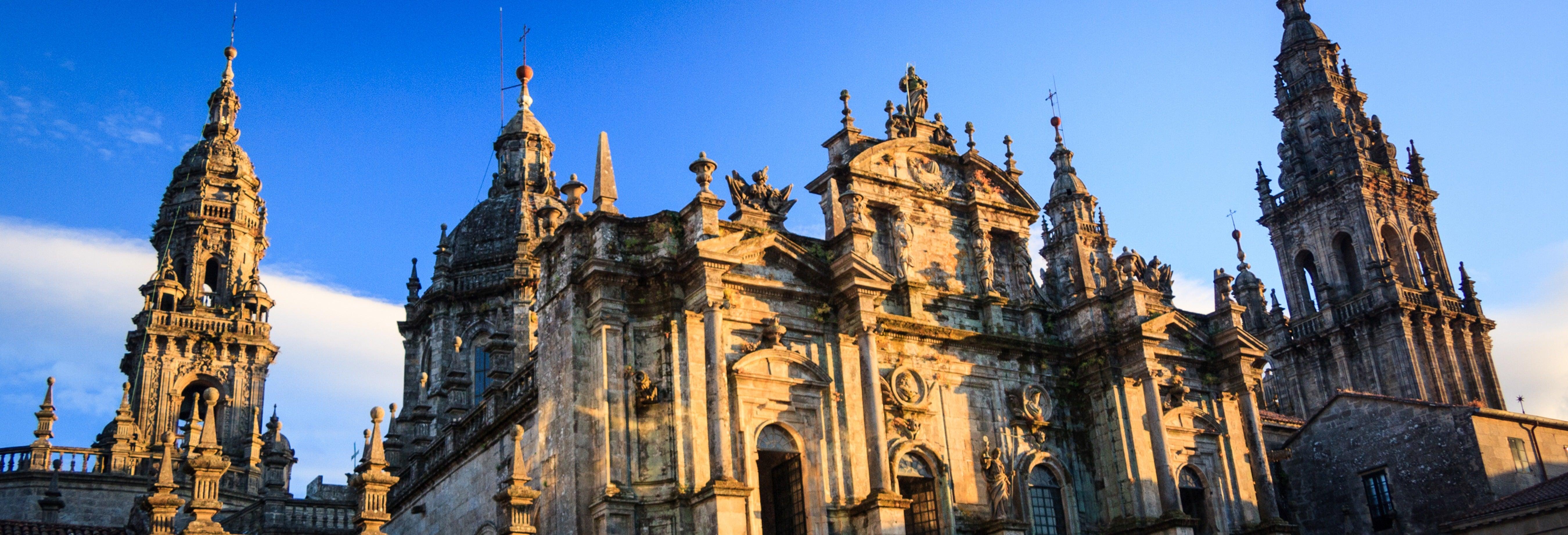 Free tour por Santiago de Compostela. Grátis!