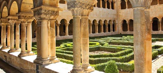 Tour privado por el Monasterio de Santo Domingo de Silos