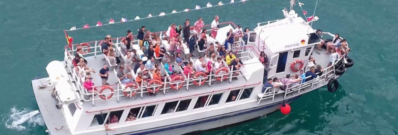 Paseo en barco por la bahía de Santoña