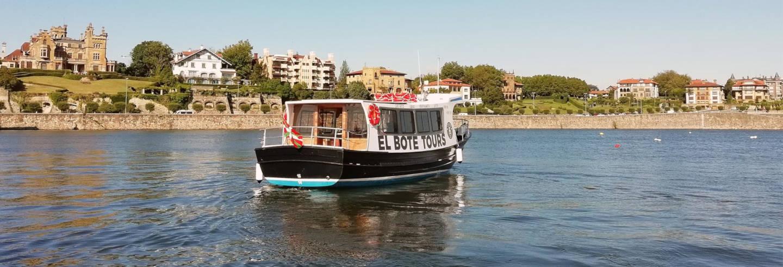 Santurtzi Tourist Boat Tour
