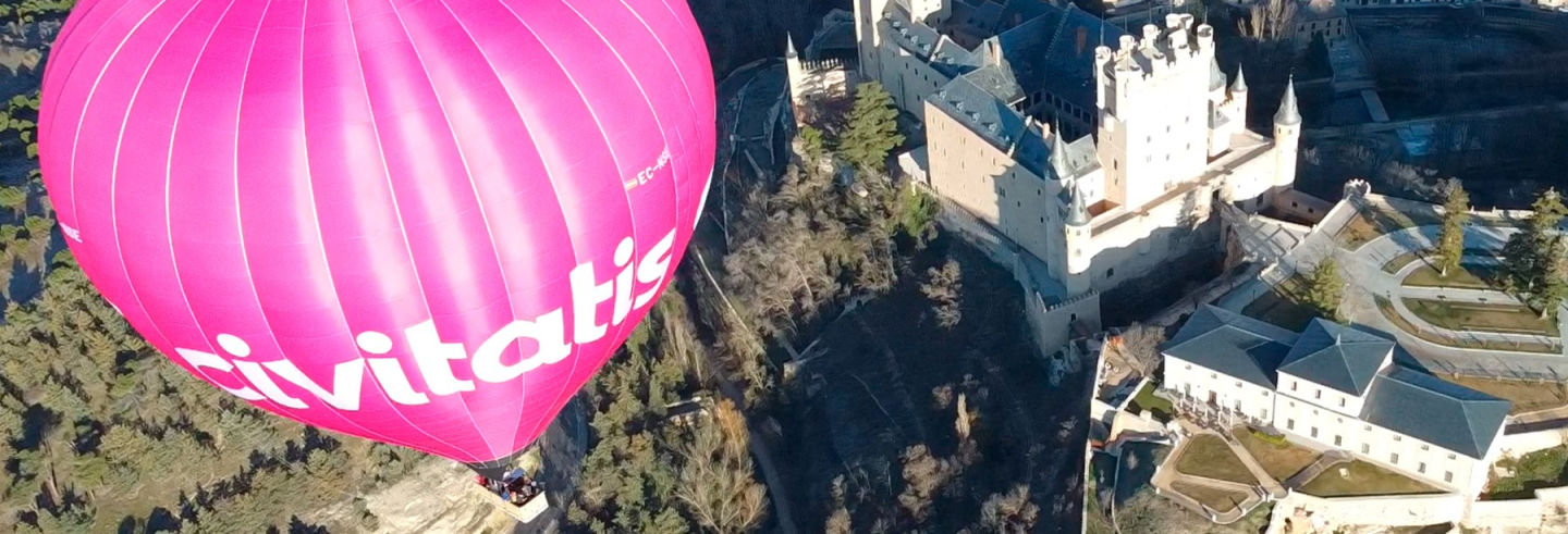 Segovia Hot Air Balloon Ride