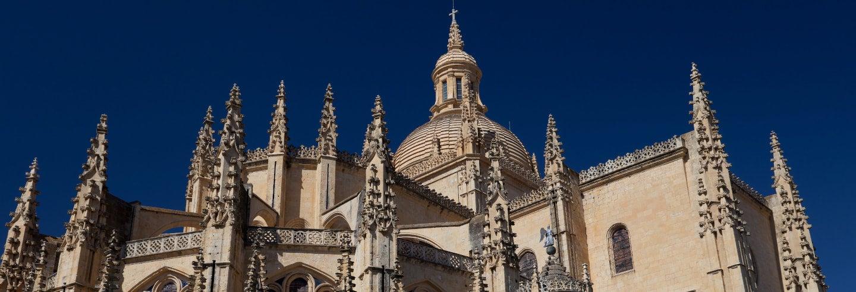Tour pelas igrejas de Segóvia
