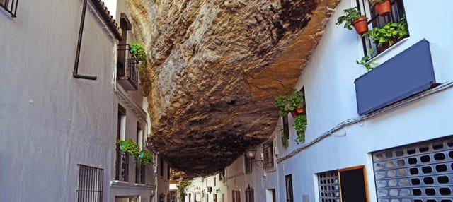 Free tour por Setenil de las Bodegas