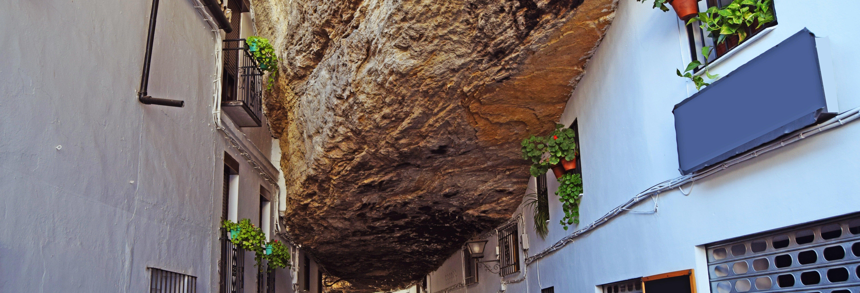 Free tour por Setenil de las Bodegas ¡Gratis!