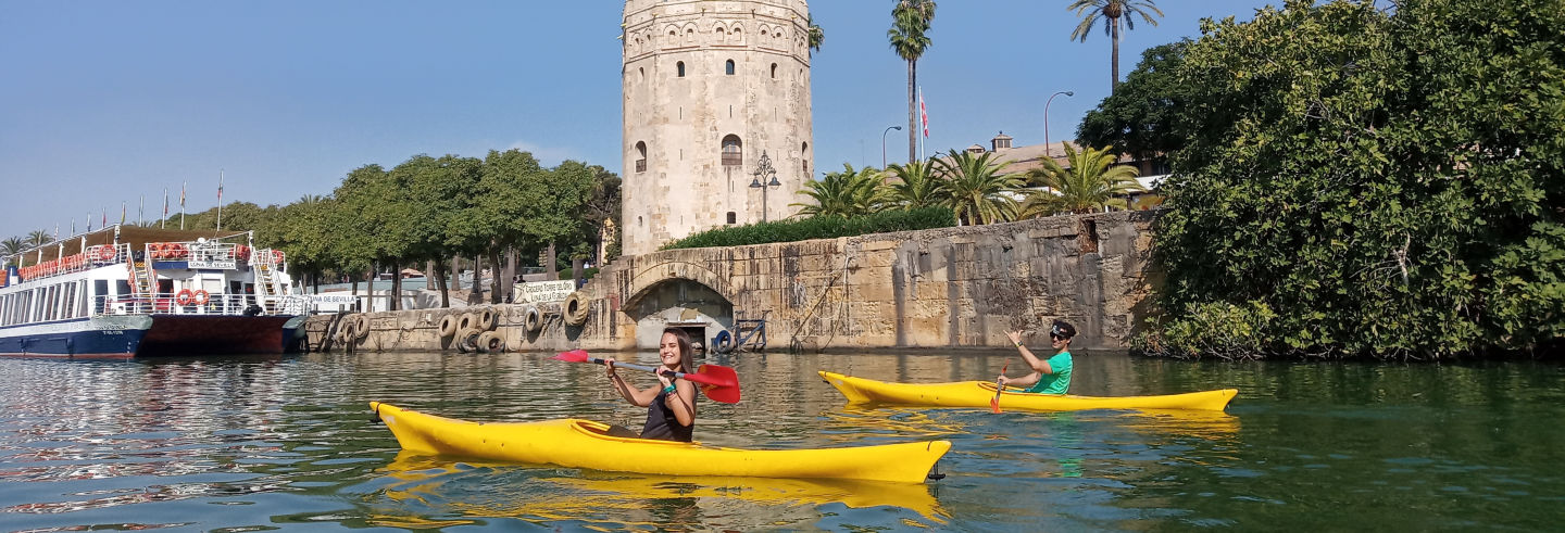 Kayak Rental in Seville