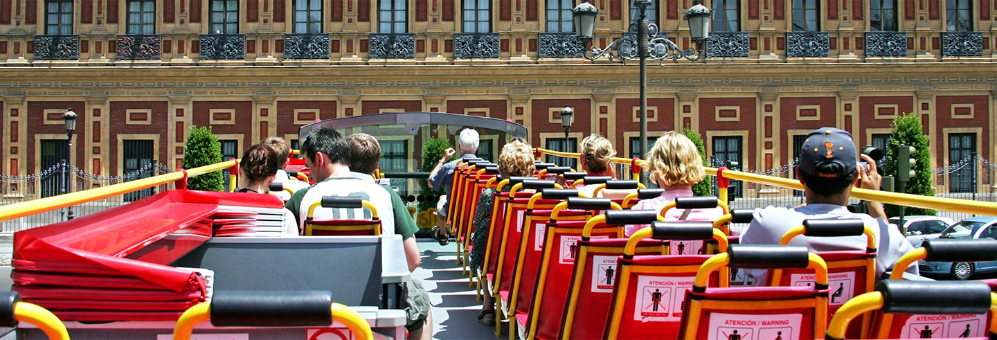 Sevilla Hop-On Hop-Off Bus Tour
