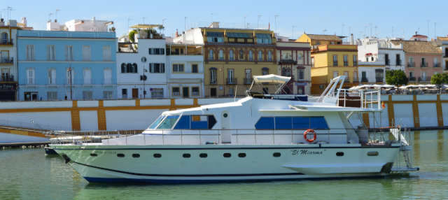 Seville Luxury Lunch Cruise