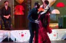 Spettacolo al tablao Cuna del Flamenco