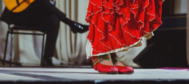 El Palacio Andaluz Flamenco Performance