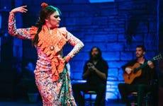 Spettacolo di flamenco a Triana