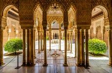 Excursão à Alhambra de Granada