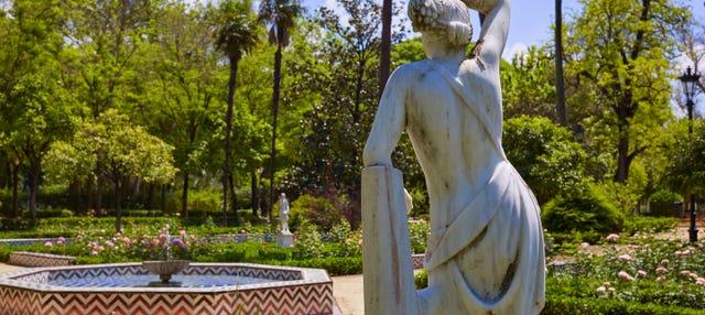 Free tour por el parque de María Luisa