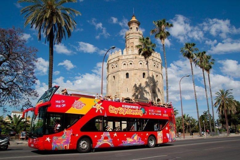 Autobús Turístico De Sevilla Reserva Online En Civitatis Com
