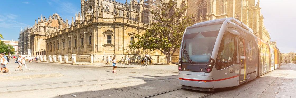 Transport in Seville