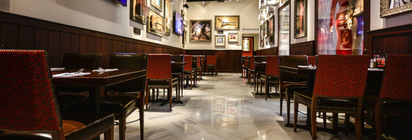 Hard Rock Cafe Seville